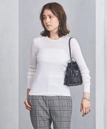 UBCB W/SI 羅紋圓領針織衫