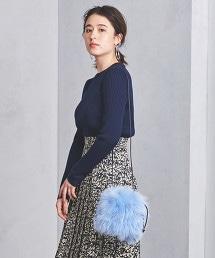 ○UWSC 羅紋圓領毛衣