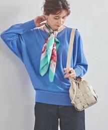 UBCB W/SI 船領飛鼠袖針織衫