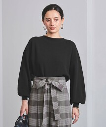 UBCS W 泡泡袖針織毛衣†