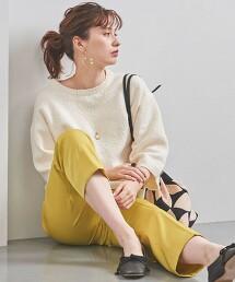UBC 毛圈紗布 寬袖針織衫