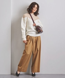 UGMSC 麻花編織 2色針織衫