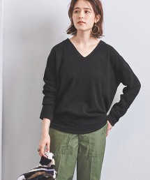 UWSC 羊毛 V領 針織衫†