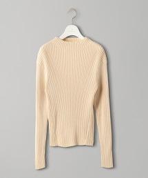 UWSC 純棉 羅紋 高領針織衫