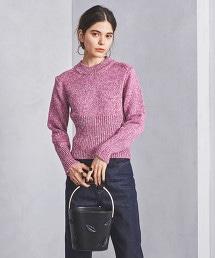 特別訂製商品<TICCA>混色 圓領針織毛衣