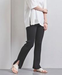 UWSC 羅紋開衩針織褲