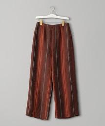 UGMSC 直條紋寬褲