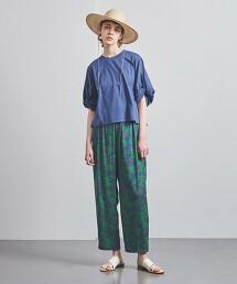 UGCB 印花 錐形輕便褲 日本製