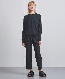 UGMSC 直條紋 錐形長褲