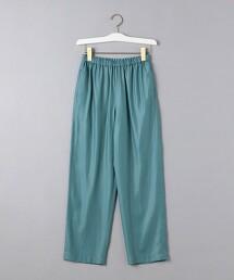 <UNITED ARROWS>仿皮革 輕便褲 B 日本製