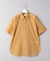 UWSC 透明感 5分袖 襯衫 日本製