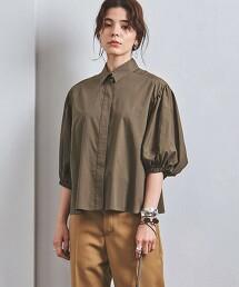 <UNITED ARROWS> C/CEL 蓬袖襯衫 W 日本製