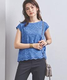 UBCS 蕾絲 法國袖 罩衫