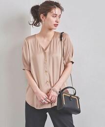 UBCB 緞面 金屬釦 5SL 套衫 日本製