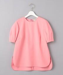 UBC 泡泡袖 短袖罩衫 日本製