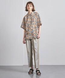 UGCC 花朵 標準領襯衫 日本製