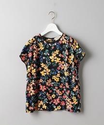 UBCS 花朵印花 連肩袖 上衣
