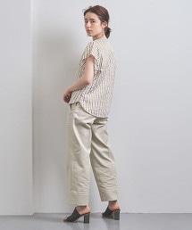 <SACRA>直條紋 罩衫■■■
