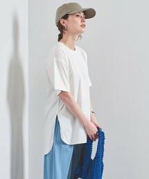 UWSC 弧形底邊 短袖 T恤 日本製