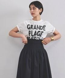 特別訂製<m's braque>BIARRITZ T恤 日本製