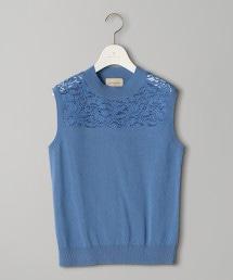 UBCB 蕾絲無袖針織衫