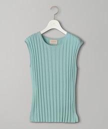 UBCB SI 寬版羅紋無袖針織衫