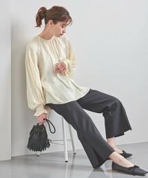 UWCS P MAJOLICA 蓬鬆袖 罩衫