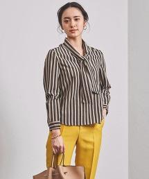 UBCB R/N 條紋領結上衣 OUTLET商品