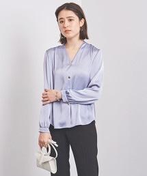 UBCB 金屬釦 V領上衣