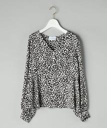 UWSC 豹紋 V領罩衫