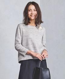 UBCS 彩色粗花呢罩衫