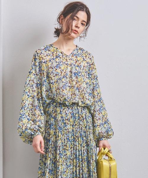 UWCS 混合花朵印花套衫