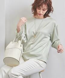 UBC 色丁布罩衫 日本製