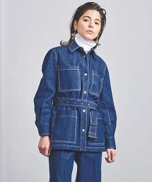 UGMSC 丹寧 4口袋 夾克