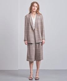 UGCB LI 格紋 雙釦 西裝外套