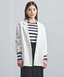 UGCM 亞麻休閒西裝外套 日本製