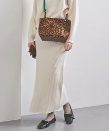 UWSC W/STRC 羅紋窄裙