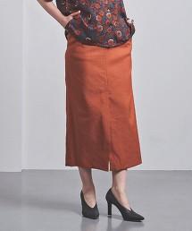 UWFM 開衩 長窄裙