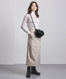 UWSC W/N 大口袋窄裙†