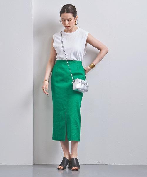 UWCS L/C 長版窄裙