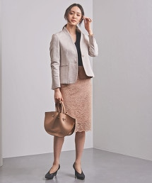 UBCS 蕾絲窄裙