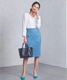 UBCS 斜紋軟呢窄裙