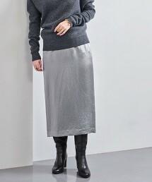 UBCB ACE 緞面窄裙