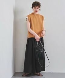 UWFM 塔夫塔碎褶裙 2 日本製