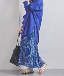 UWFM 變形蟲 百褶裙 日本製