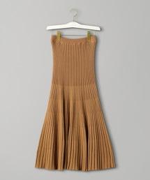 UWSC 棉質羅紋荷葉裙
