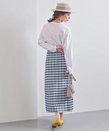 <Marilyn Moon>格紋裙