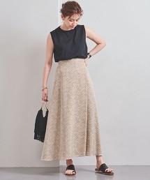 UWSC 斑馬紋A字裙