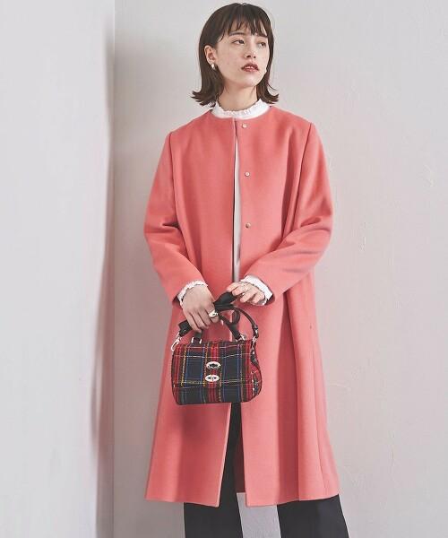 UBCS W/CA 鐘型長版大衣†