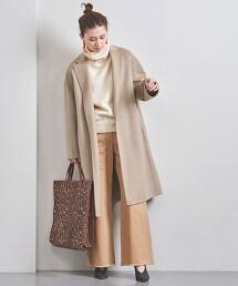 UWMSC W/N 雙層織 西裝大衣†